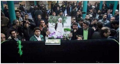 جنازة رفسنجاني