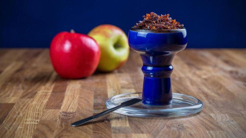 طريقة تحضير معسل التفاحتين في البيت