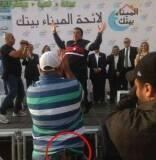 مهرجان إنتخابي في طرابلس يضم مسلحين